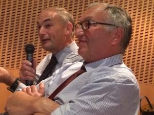Adrian Macey (NZ), Pierre Calame (fr)