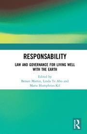 ResponsAbility. Law and Governance for Living Well with the Earth.